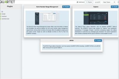 Quartet's Desktop Application
