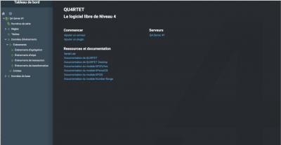 Quartet's Tableau Interface